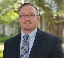 Image of Dr. Brandon Warren, Lee College Transition Specialist, Huntsville Center
