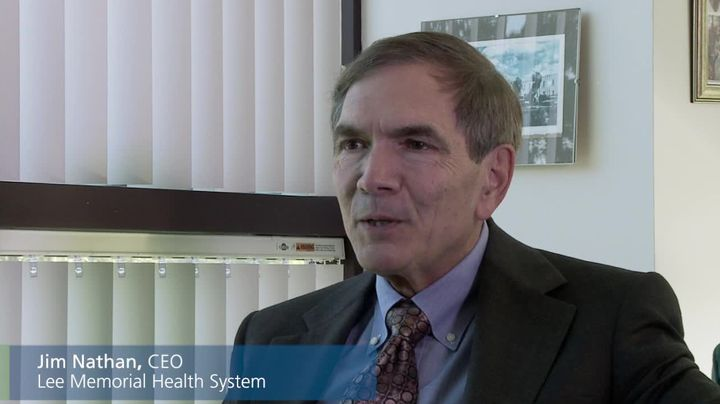 """Former Lee Health CEO: Free market healthcare is a """"real problem."""""""