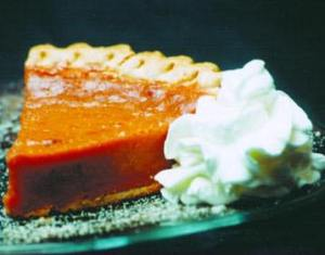 Image of a sweet potato pie