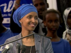 Image of Ilhan Omar