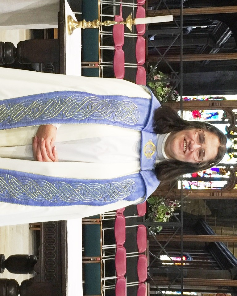 Archdeacon Anne Celebrates 25 Years Of Ordained Ministry