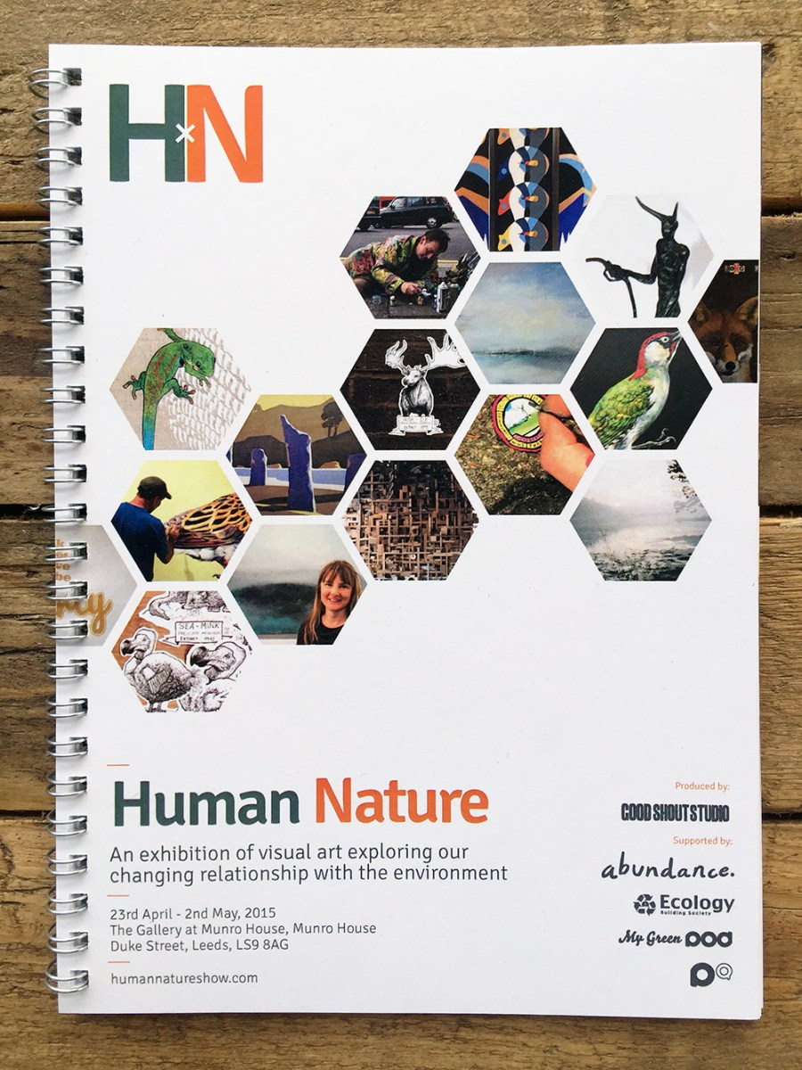 Human Nature Show Catalogue