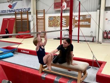 leeds gymnastics - young leaders 2