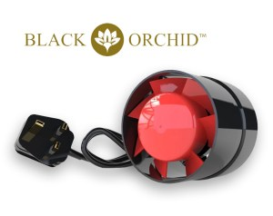 Black Orchid Axial Flow Fan