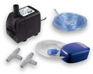 Air & Water Pumps