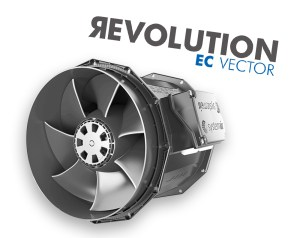 Systemair Revolution Fan