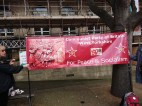 Communist Party WY banner