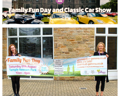 Family Fun Day and Classic Car Show