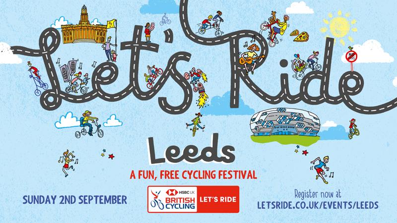 Lets Ride Leeds