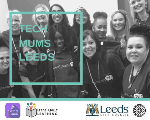 #TechMumsClubs Leeds