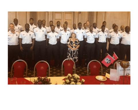 Lord Mayor West Indies cricket