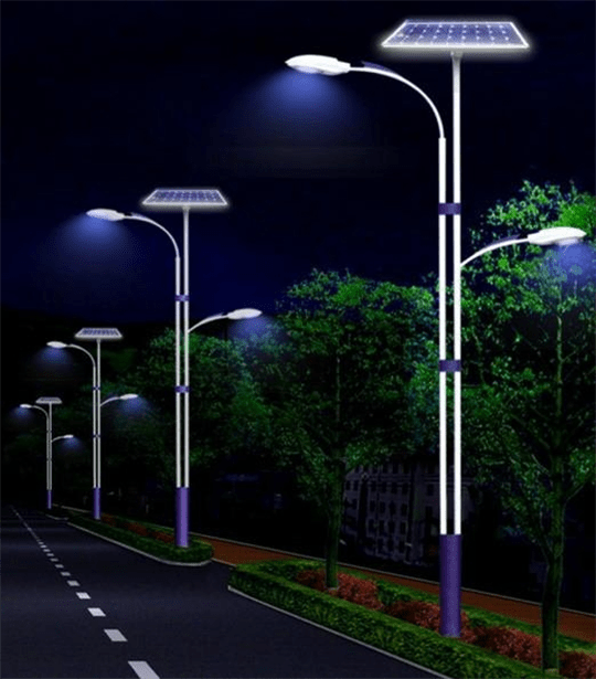Street Lighting in Leeds