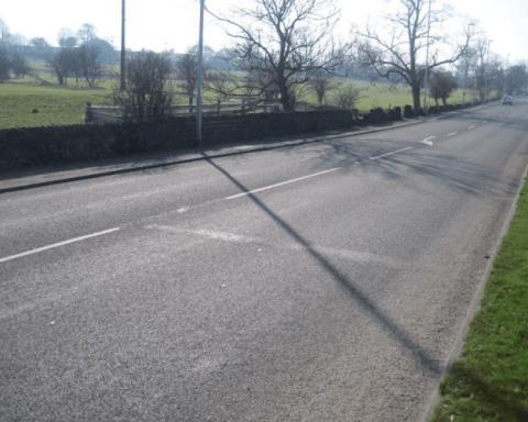 A658 Pool Bank New Road culvert
