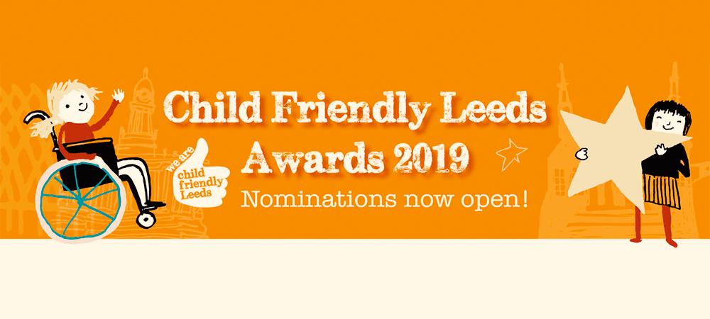 Child Friendly Leeds Awards 2019