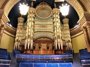 Leeds Town Hall Organ