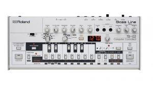 Roland TB-03 Synthesiser (2016)