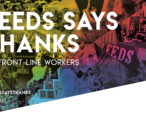 Leeds City Council sets up scheme to thank frontline workers for enormous efforts during COVID-19 pandemic