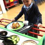 Free school meals in Leeds