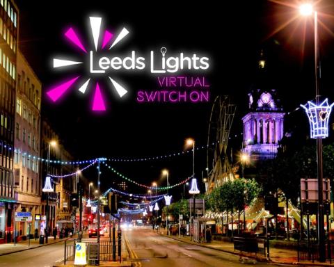 Leeds Lights Switch On