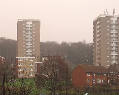 Leeds Tower Block