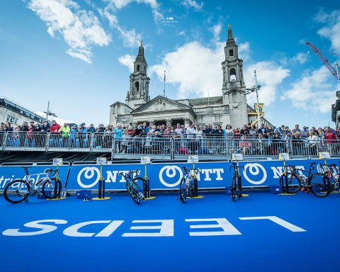 AJ Bell 2021 World Triathlon Leeds