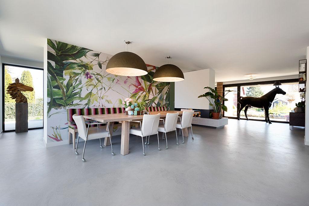 Leef-Beton - de juiste keuze voor betonlook vloeren, wanden en meubels