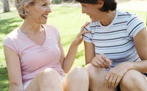 Er hebben veel meer vrouwen last van osteoporose dan mannen. Vooral de menopauze betekent een groot gevaar voor botontkalking