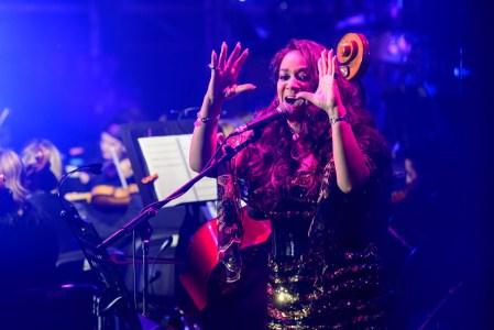 808-orchestrate: Rowetta and the Haçienda Classical