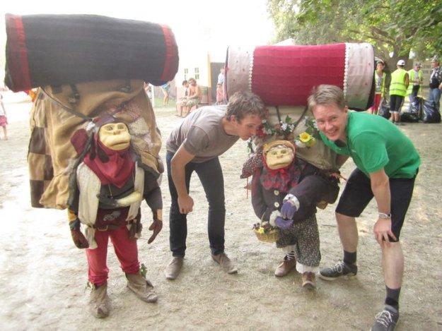 Sziget monkeys 2011