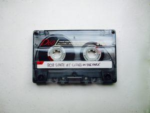 TDK tape