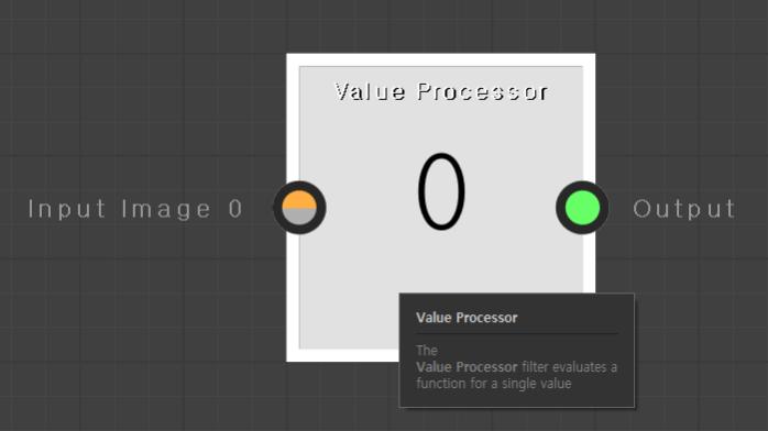 Value Processor  Value Processor filter evaluates  function far single value