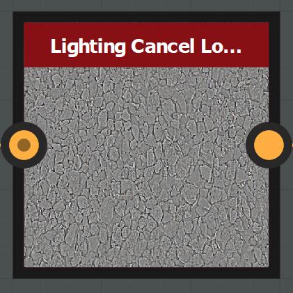 Lighting Cancel Lo...