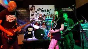 Cherry Bomb @ Lee Harvey's