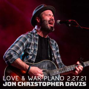 Jon Christopher Davis @ Lee Harvey's