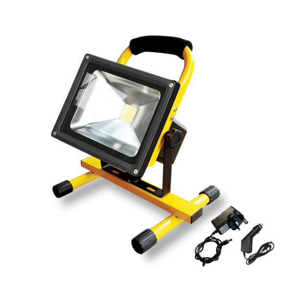 Rechargeable Portable LED Flood Light (20W)