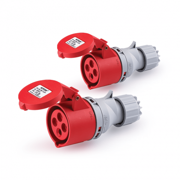 Couplers 4P 6H (16A, 32A)