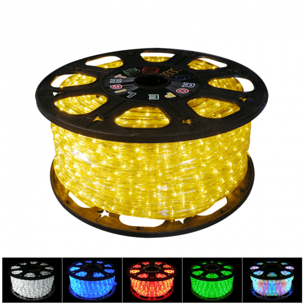 LEMAX 2/3 Pin LED Rope Lite