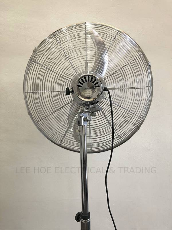 "24"" Industrial Stand Fan ISF-24S"