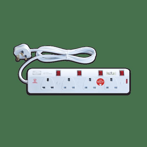 Extension Socket-ES-704N(SP) (2mtr)