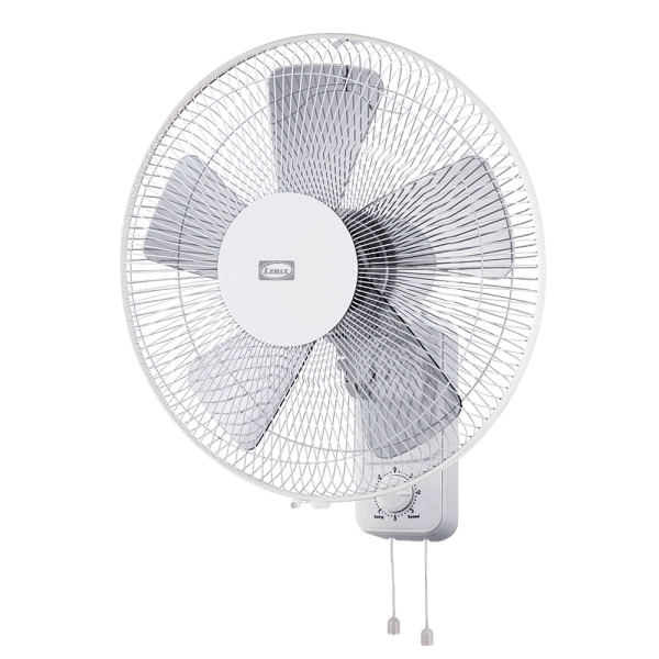 "LEMAX Wall Fan (16"") SIRIM"