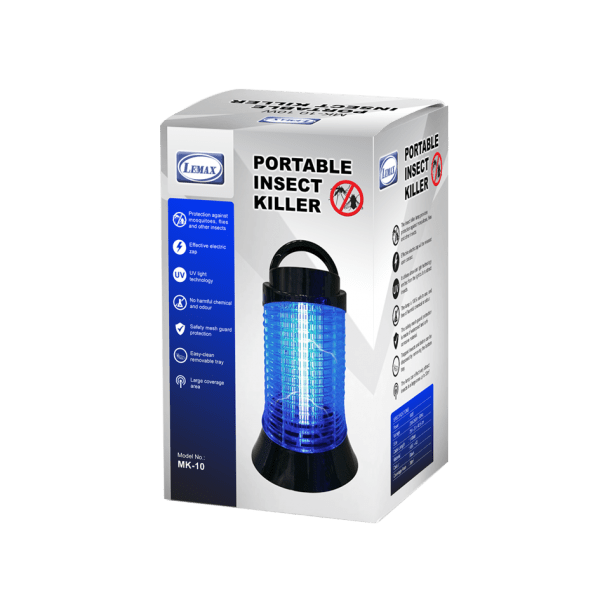 LEMAX Portable Insect Killer (10W)