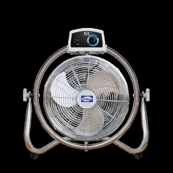 "LEMAX High Velocity Floor Fan 14"" HVFL-14"