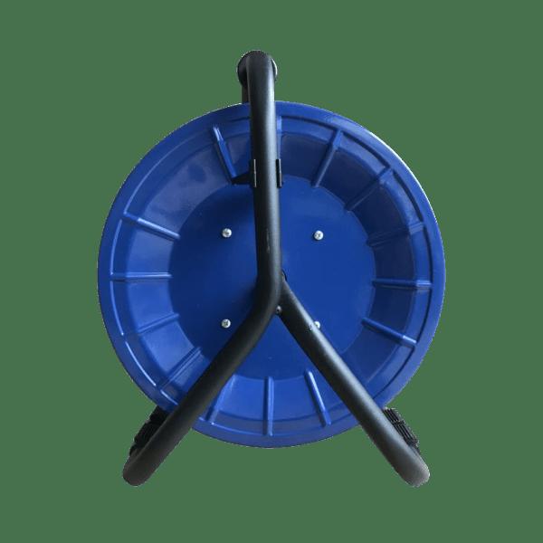 LMX Heavy Duty Extension Cord Reel Blue