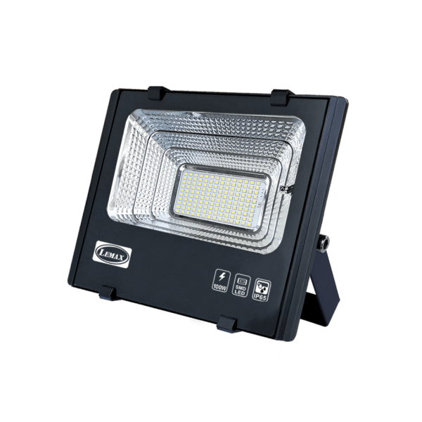 LEMAX Solar LED Flood Light SOL-100