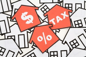 buying and selling a house taxes