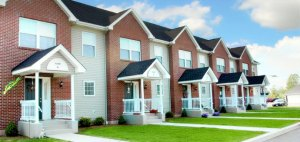 buying and selling a house-townhomes