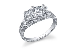 Marquise ring by Neil Lane