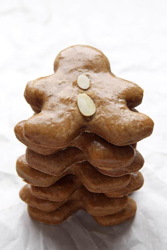 Lebkuchen Recipe German Gingerbread Cookies 187 Leelalicious