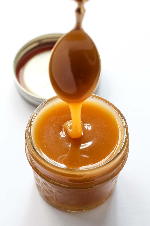 How To Make Vegan Caramel Sauce Leelalicious