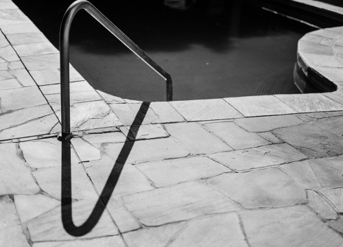 street photography intimate cityscape fine art photography black and white